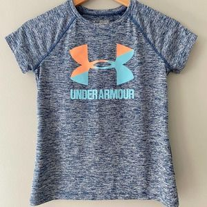 Under Armour HeatGear Loose Fit Graphic T-Shirt MD